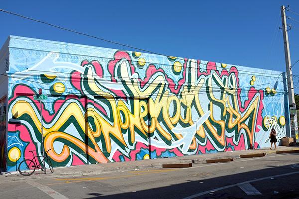 création murale street art
