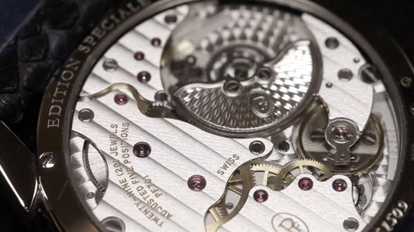 Edition spéciale de la maison de l'horlogerie Suisse