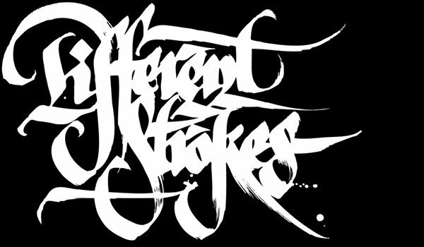 Création pûre de calligraphie