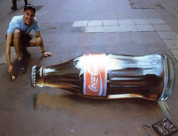 Publicité originale pour Coca-cola