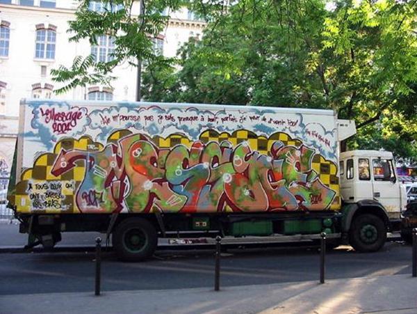 Camion par RCF1