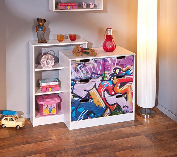 meuble original pour chambre d'enfants
