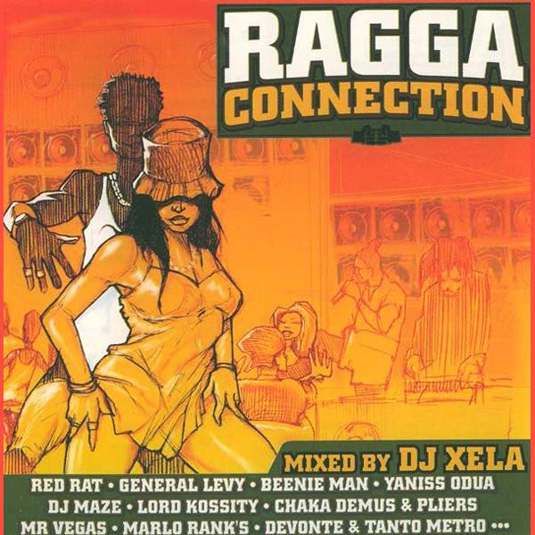 Légendaire album de dancehall mixé par DJ Xela