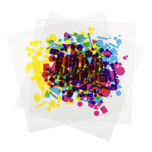 Couverture d'album musicale par le typographe