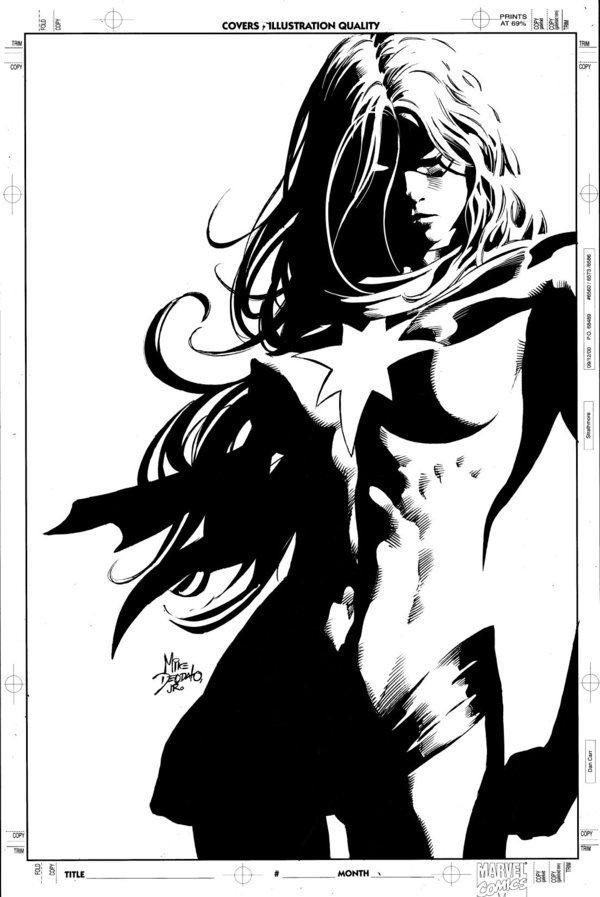 Personnages féminins bande dessinée noir et blanc Brésil Amérique contraste élégance