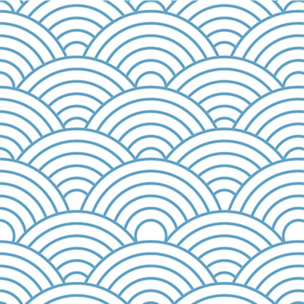 formes, circulaire, cercles, ligne, claire, bleu, simple, pur