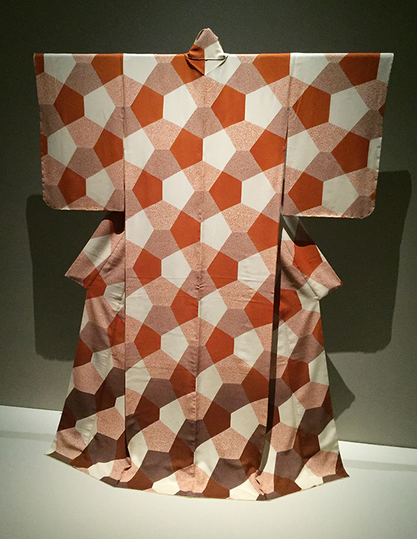 motif, original, vivant, moderne, art, japonais, attisant