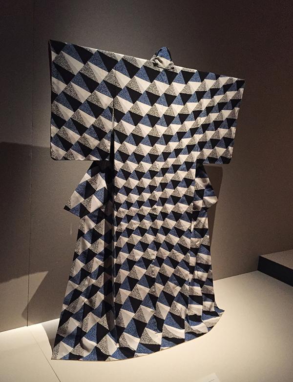 Mouvement dans les motif, textile, teinture, yûzen, art, pictural, tradition.