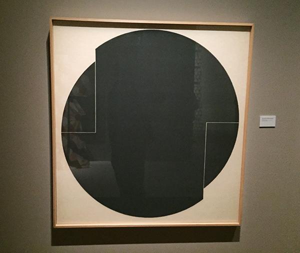exposition, peinture, dessin, abstrait, géométrie