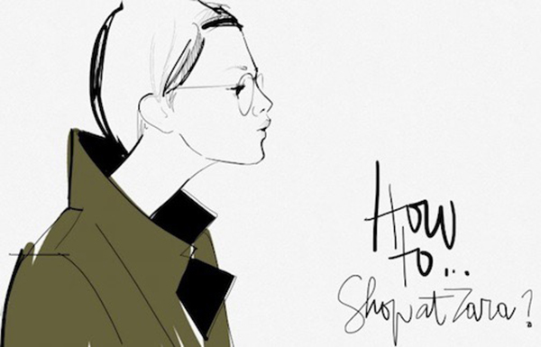 femme, paris, manteau, shopping