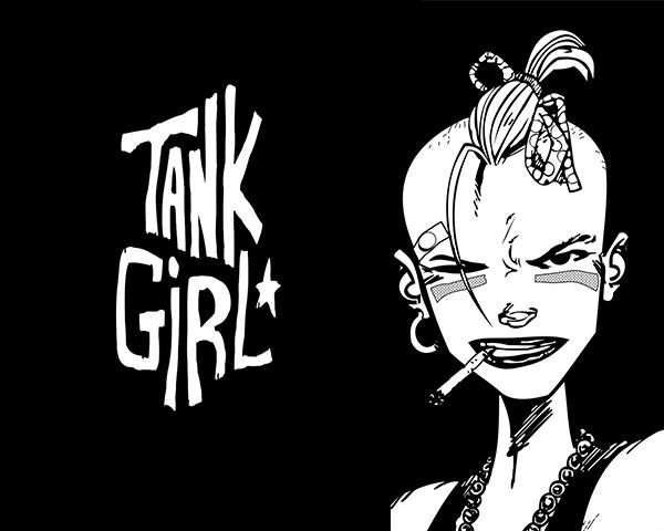 héroine de la bande dessinée britannique